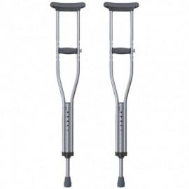 Подмышечные костыли (пара) 91-112 см OSD-BL570202